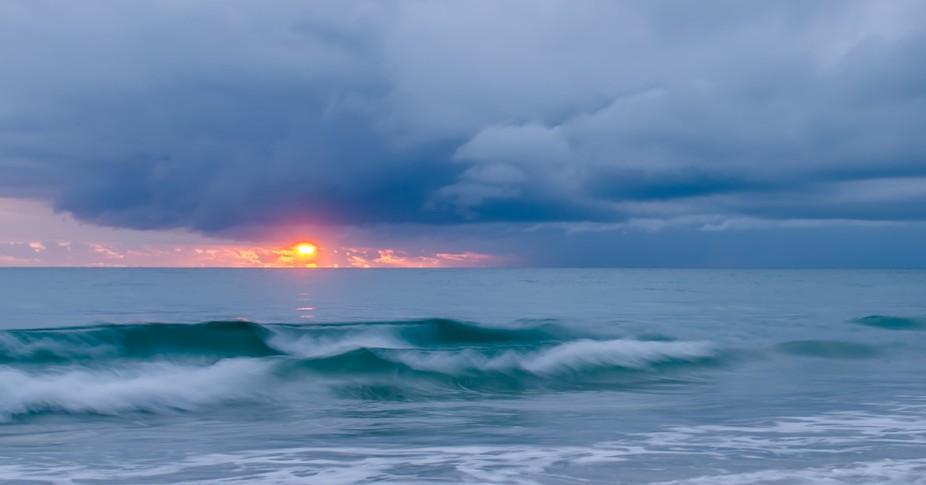 Sunrise contrasts