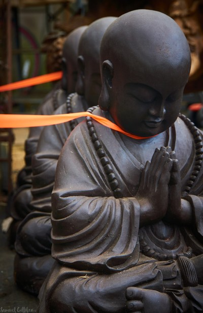 Bound to the Dharma