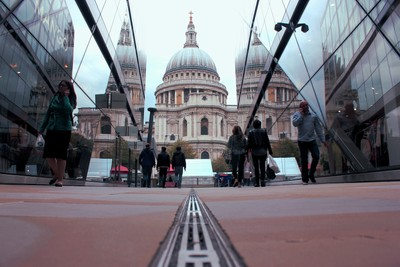 St Paul's from One New Change