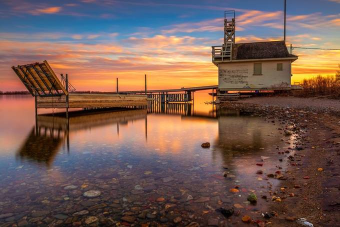 The Lifeguard Station by MarvinEvasco17 - Monthly Pro Vol 24 Photo Contest