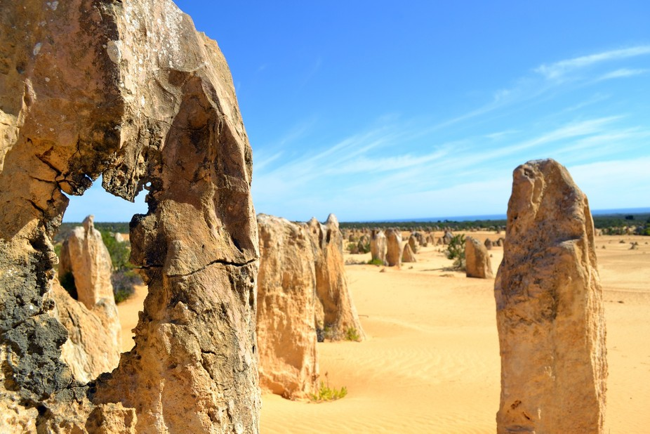 Pinnacles in Western Australia, one of my favourite spots over there.