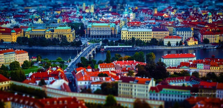 Miniature Prague