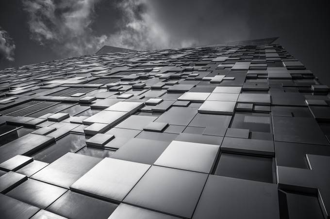 Cube(d) by CPF_Photography - Composing with Diagonals Photo Contest