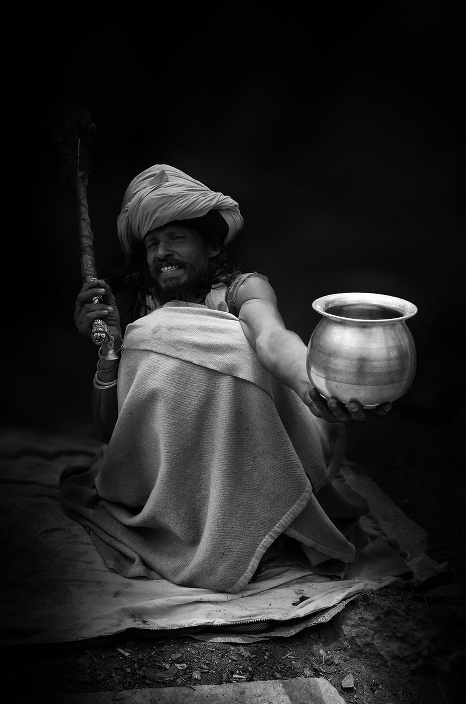 Sadhu  by vladimirchuyko - Feeling Hope Photo Contest