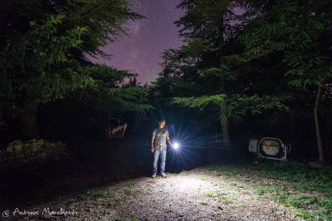 Alan wake style by AntonioMarchetti - Night Wonders Photo Contest