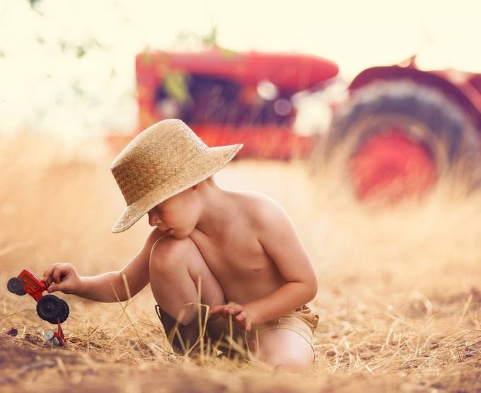 Someday by ellestaples - Children In Nature Photo Contest
