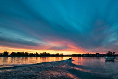 Dawn in Danube Delta (2)