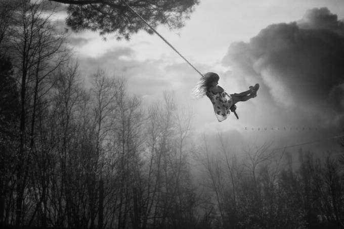 Free as the Wind by kapuschinsky - A Black And White World Photo Contest
