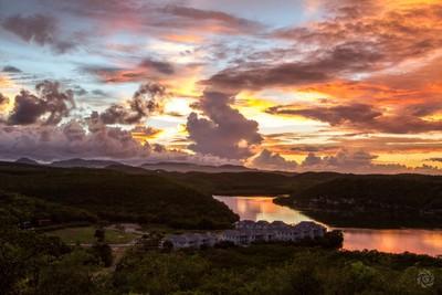 Antigua, West Indies Sunset