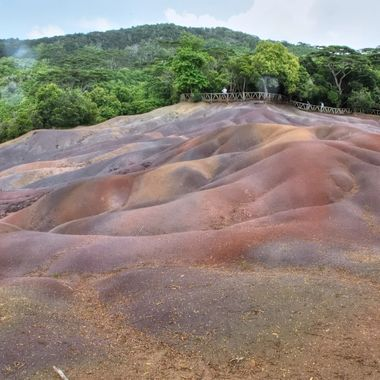 The Mauritius Collection - Chamarel - Coloured Earth(1)