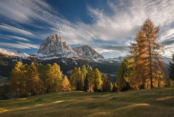 Dolomites by Rostovskiy - Sweeping Landscapes Photo Contest