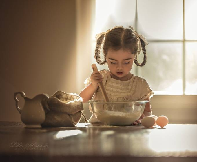 Cookies Make Everything Better... by liliaalvarado - Kids With Props Photo Contest