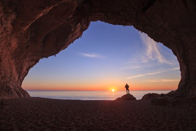 *Cave of the rising Sun*