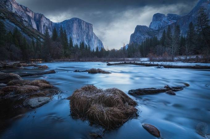 Yosemite Valley by SeanAllenPhoto - The Nature Lover Photo Contest