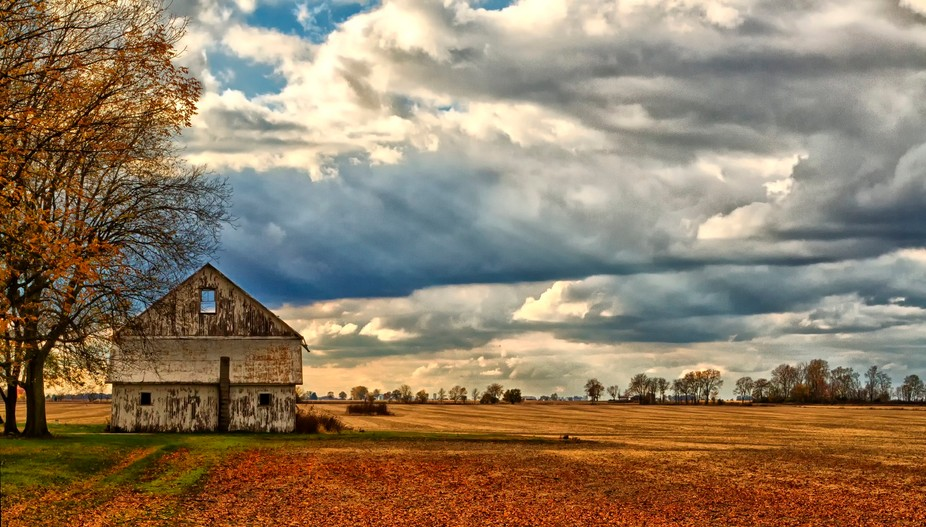 I love to drive the back roads, you never know what you will find around the next corner.  I was ...