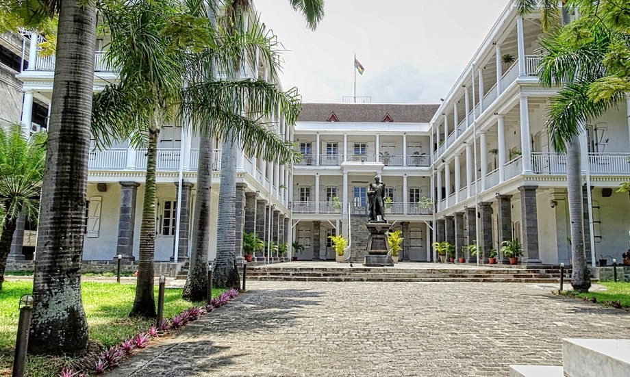The Mauritius Collection - Government House - Port Louis