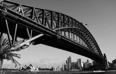 Sydney Harbour and Sydney Harbour Bridge
