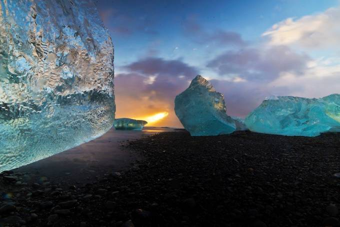 bergs2 by constancemorris - Around the World Photo Contest By Discovery
