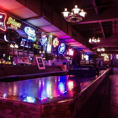 Billy Bob's in Fort Worth, TX.