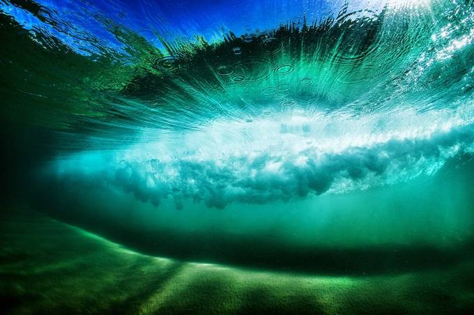 Liquid Motion by DrewHopper - The Ocean Photo Contest