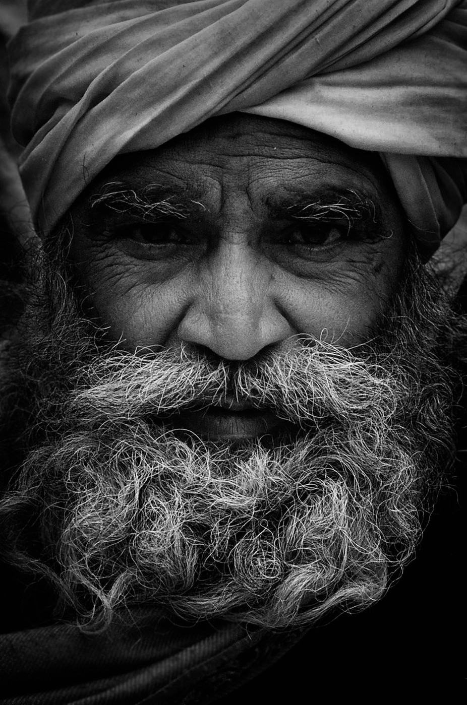 Sadhu  by vladimirchuyko - Cultures of the World Photo Contest