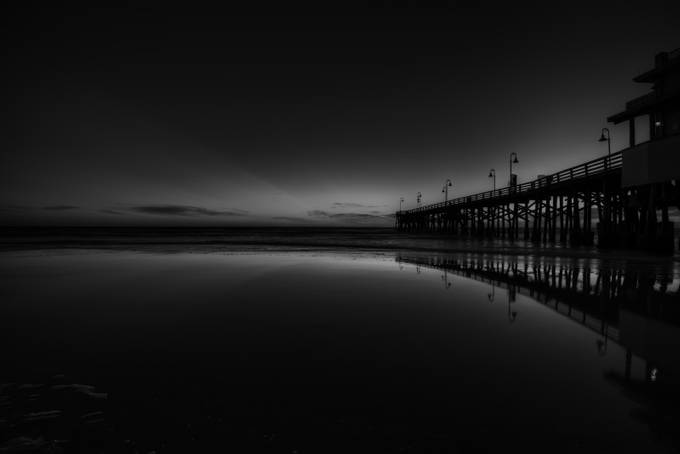 Black & White Sunrise by tcoble - Stillness Photo Contest
