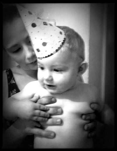 'Luca's First Birthday!'