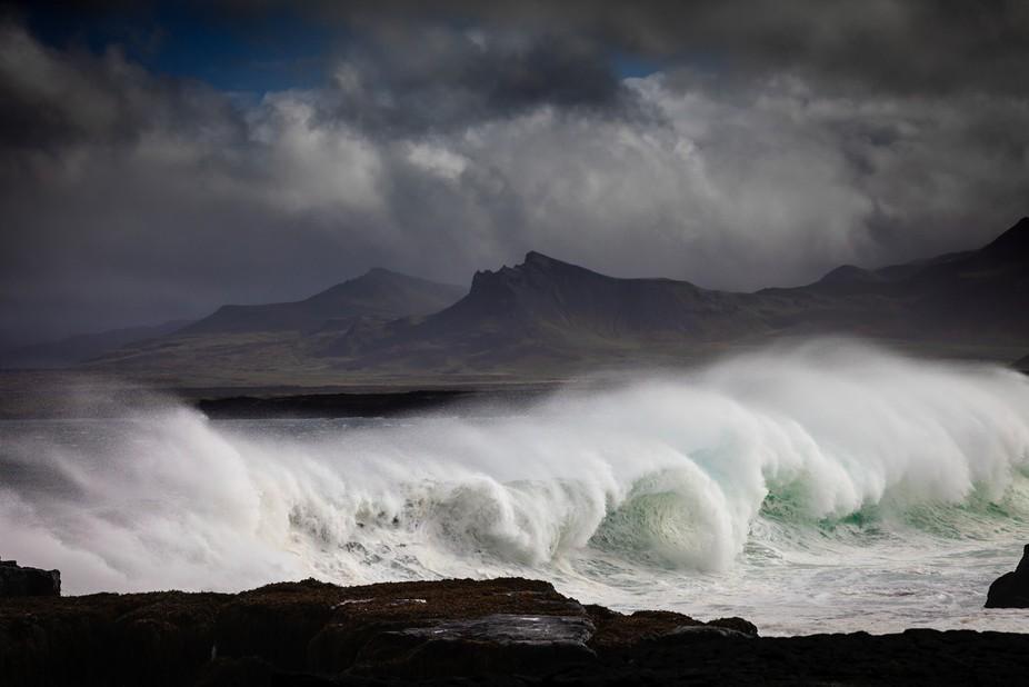 Near Snæfellsjökull Iceland