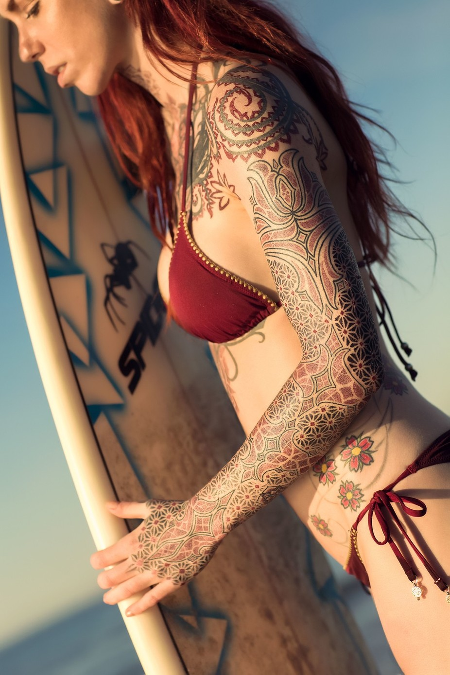 Surfs up! by JackHoier - Wearing A Bikini Photo Contest