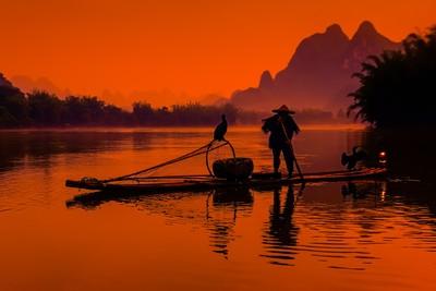 Li River Dawn