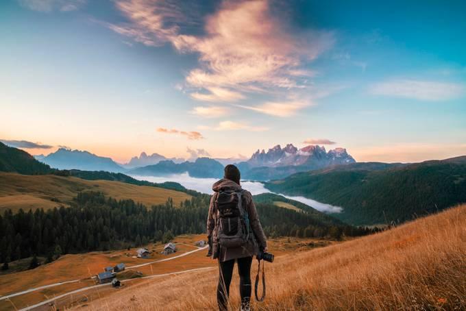 The Generation of Explorers.  by mattiabonavida - Capture The Back Photo Contest