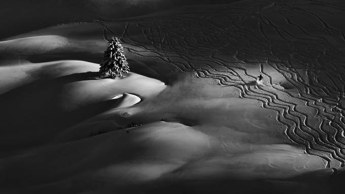Passing-by-1200 by petersvoboda - Black And White Landscapes Photo Contest