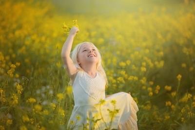 'Stay Wild, Flower Child'