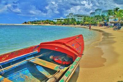 Jamaica's Fishing Boat.