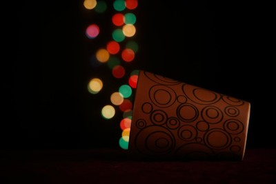 Coffee Cup Bokeh