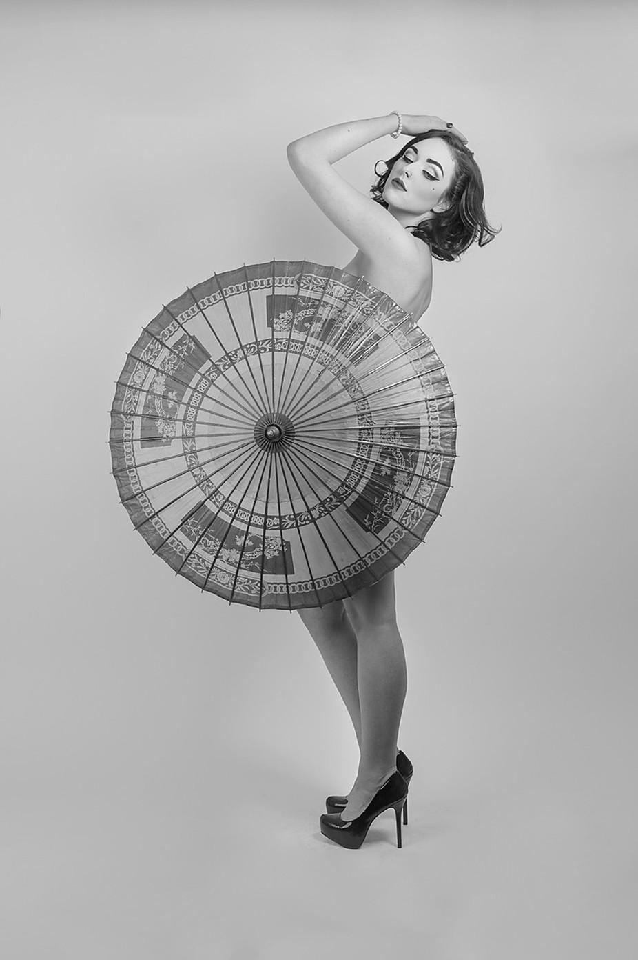 Vintage Vixen by JKPeters - Tasteful Boudoir Photo Contest