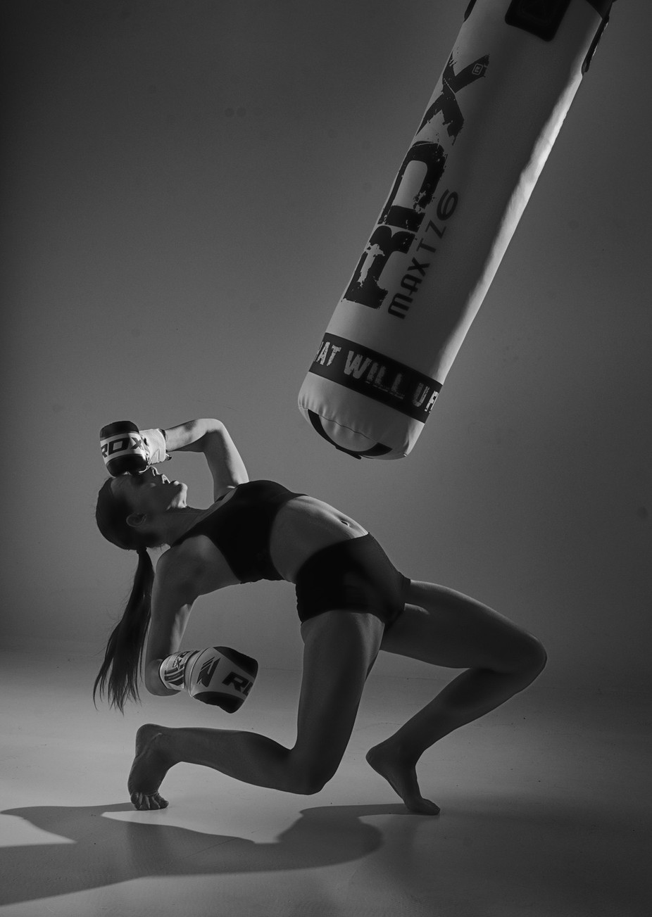 Duck the Punch by AndrewatWolfe - Her In The Studio Photo Contest