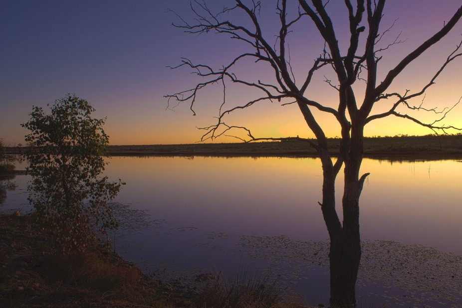 HDR sunset 14