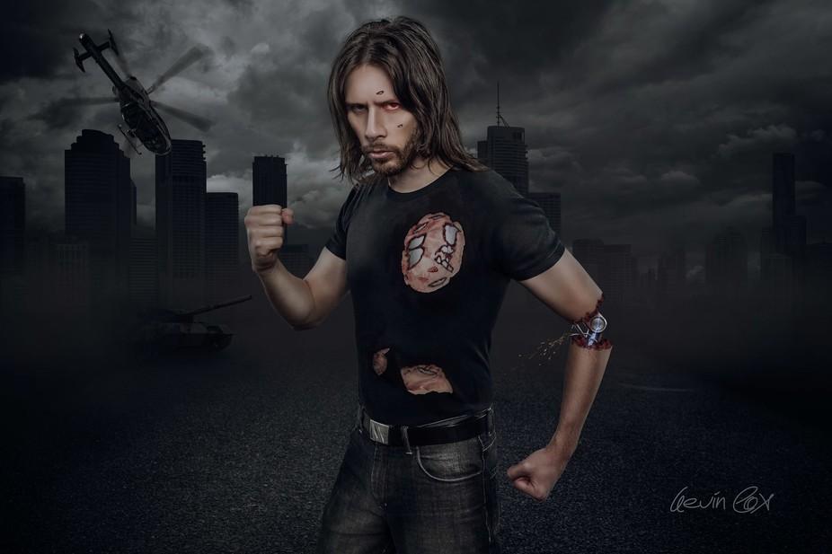 Me as a cyborg