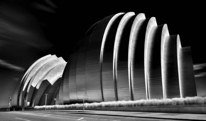 Reverberation by ewill - Structures in Black and White Photo Contest