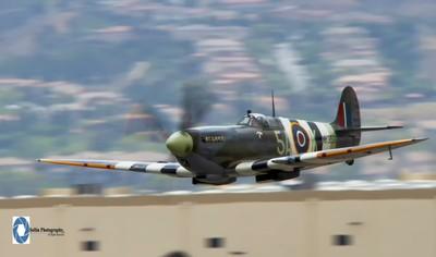 """Low Pass Spitfire"""