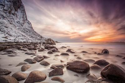 Sunset Rocks 2