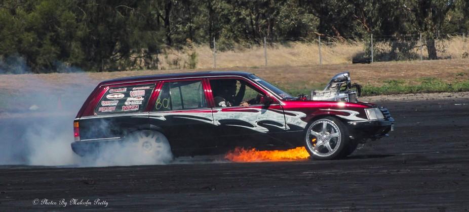 2015 Speed Fest at DECA Shepparton Victoria Australia