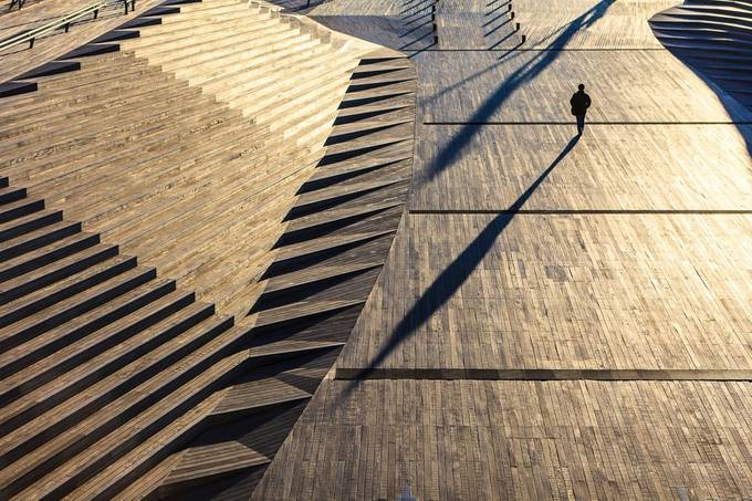 Shadows by Feds - Diagonals And Composition Photo Contest