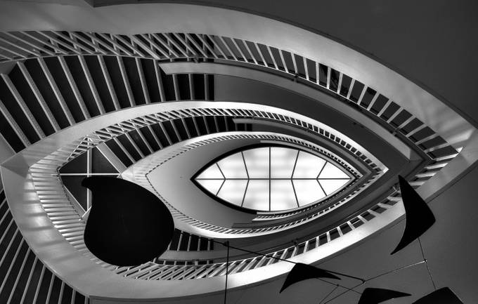 Museum of Contemporary Art, Chicago by angiesimpson - Black And White Architecture Photo Contest