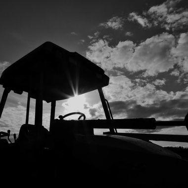 Digger @ Sunset