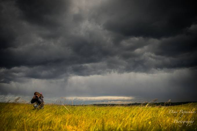 Stormy shooting  by dimipapanikos - Rain Photo Contest
