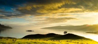 Braes early morning
