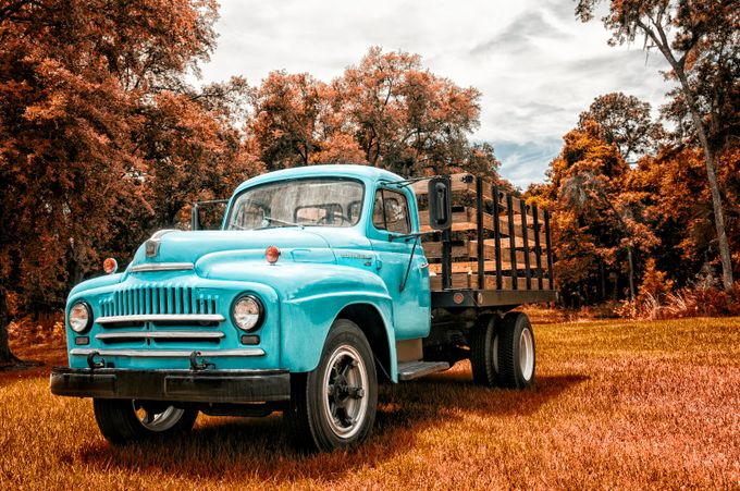 Roadside Treasure by Imagecreator13 - Awesome Cars Photo Contest