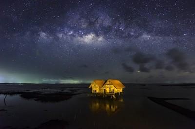 Lovely Milky Way